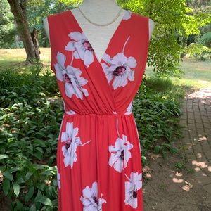 GILLI Sleeveless Maxi Dress